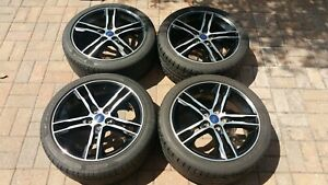 2013 2014 2015 2016 2017 2018 Ford Focus St 18 Inch Premium Wheels With Tires