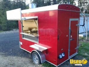 2015 10 Food Concession Trailer For Sale In Washington