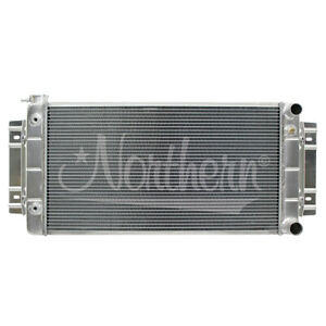 New Radiator For 1955 57 Chevy Belair Caprice Impala With Ls Engine Conversion