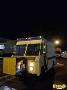 Gm Used Food Truck Mobile Kitchen For Sale In Maryland