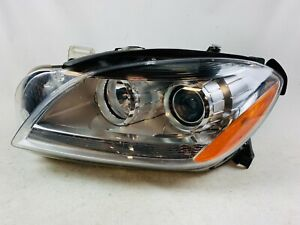 2012 2013 2014 2015 Mercedes Ml Class Left Lh Driver Side Halogen Headlight Oem