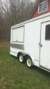 2007 8 X 6 Used Food Concession Trailer For Sale In New York