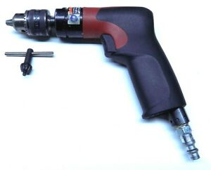 Lightly Used Desoutter Cp 1 4 Pneumatic Mini Palm Drill Aircraft Tool