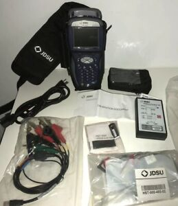 Jdsu Hst 3000 Handheld Services Tester Package Kit