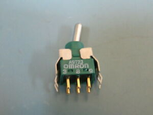 Omron Electronic Components A9t23 0014 Qty Of 12 Per Lot Switch Toggle Switch B
