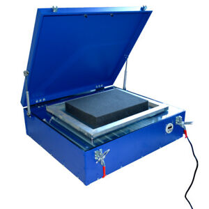 Led Exposure Unit 25 x28 Silk Screen Printing Machine Press Logo For Shirt Diy