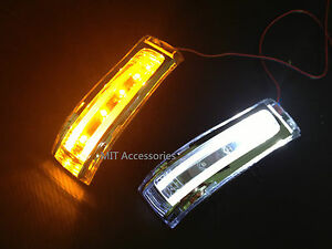 For Toyota Tacoma 2012 2015 Led Light 2 In 1 Turn Signal Lights Parking Lamps