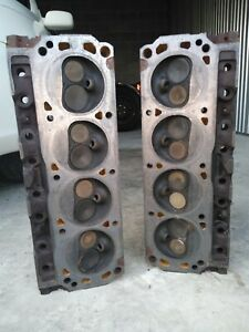 Ford Explorer Mustang Sbf Gt40p 4 Bar Engine Cylinder Heads 5 0 5 8l 302 351 V8