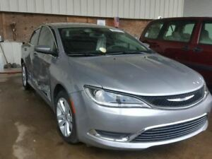 Automatic Transmission 15 Chrysler 200 With Auto Engine Stop Start 2413879