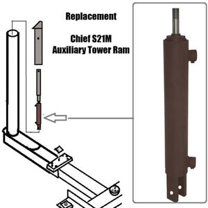 Replacement Chief Frame Machine S21m Auxiliary Tower Ram Compare To 601192