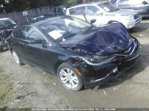Automatic Transmission 15 Chrysler 200 With Auto Engine Stop Start 2459045