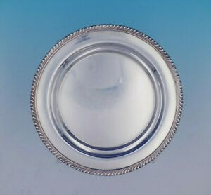 Sterling Silver Bread And Butter Plate Gadroon Style 1470 3354