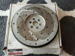 Ford Aluminum brand Unknown 6 Bolt Crank W 164t Tooth Flywheel Resurfaced
