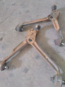 Audi Rs2 80 90 Upgrade Cast Control Arms Rare