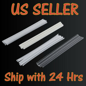 New Plastic Welding Rods Abs pp pvc pe Welding Sticks Plastic Gun Welder 50pcs