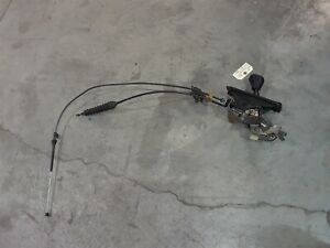 1986 Corvette C4 Automatic Floor Shifter Assembly Aa6397
