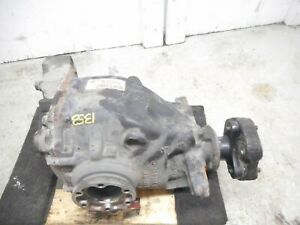 06 Bmw 330xi Awd Manual Trans Rear Carrier Differential Diff Oem 07 328xi Coupe