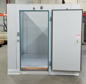 New 8 X 8 X 8 Walk in Freezer Made W 100 U s Made Materials only 4 560
