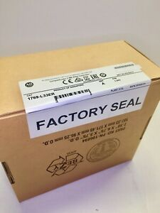 2019 Factory Sealed Allen Bradley 1769 l33er a Compactlogix 2mb Processor New