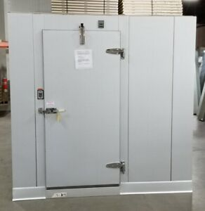 New 10 X 10 X 8 Commercial Cooling Walk in Freezer made In U s a