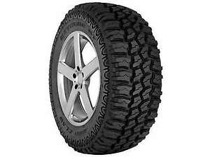 1 New 31x10 50r15 Mud Claw Extreme M t Load Range C Tire 31 10 50 15 31105015