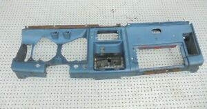 1971 1973 Mustang Lower Dash Panel Frame With A c Metal