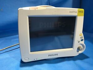 Philips Intellivue Mp30 Patient Monitor 30 Day Warranty