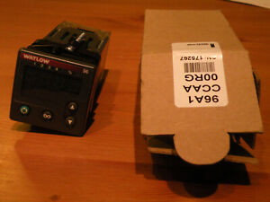 Watlow Temperature Limit Controller 96a1 Ccaa 00rg New In Box 96 Series