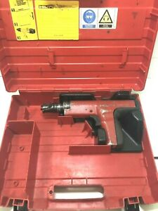 Hilti Dx 35 Powder actuated Tool