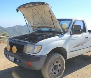 Hood Strut Kit For 95 00 Toyota Tacoma high Lift By Spiker Engineering