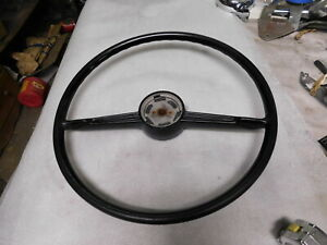 1952 Ford Steering Wheel