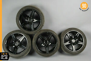 Mercedes W219 Cls550 Cls63 Amg 8 5 9 X 18 Wheel Rim Rims Set Of 4 Tires Oem