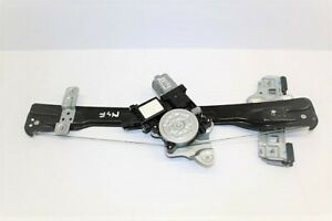 2014 Vauxhall Mokka Left Side Front Window Regulator With Motor 98820 suv20