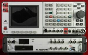 Ifr marconi 1600 pl 1536 grm Fm am Communications Service Monitor