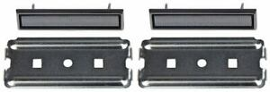 1966 Chevelle Seat Cover Emblems Pair