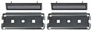 1970 72 Chevelle Ss Door Panel Emblems pair