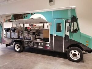 2001 Grumman Olson Diesel Ice Cream Truck Mobile Ice Cream Business For Sale I