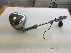 Working Lorraine 5 1 2 Spotlight Driving Light Chevrolet Cadillac Buick Ford