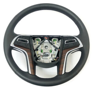 New Cadillac Gm Oem 2015 2019 Escalade Steering Wheel 23197774 84310987