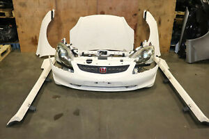 Jdm 04 05 Honda Civic Ep3 Type R Facelift Front End Conversion Bumpers Skirts