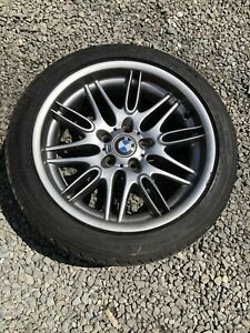 Genuine 1997 2003 Bmw E39 M5 Sport 18 Wheel Front Style 65