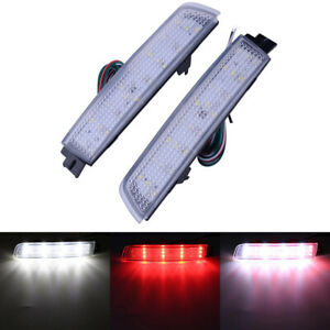 Rear Bumper Led Reflector Tail Lamp For Nissan Murano Juke Quest Sentra Infiniti