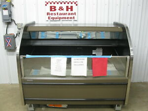 Hill Phoenix Omzd5 Freezer Frozen Merchandiser Display Case 2015 Never Used