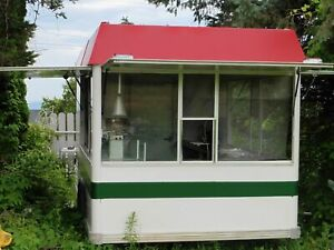 7 X 16 Food Concession Trailer Used Street Food Trailer For Sale In Vermont