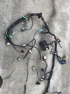 1982 1983 factory  1982 1983 factory toyota pickup truck 22r 4x4 vehicle wiring  harness