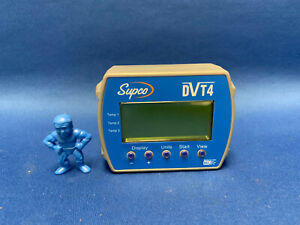 Supco Dvt4 Dataview 4 channel Temperature Data Logger