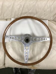 Jaguar Xke E Type Steering Wheel