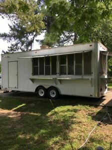 24 Food Concession Trailer For Sale In Arkansas