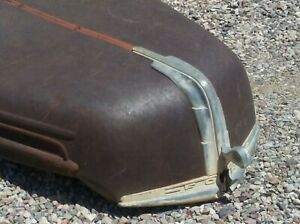 1940 1946 Ford Truck Pickup Hood With Original Working Latch