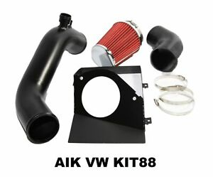 Cold Air Intake System Fit 2015 2018 Vw Volkswagen Golf Gti Audi A3 Quattro